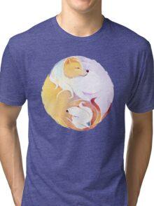 duality -- ninetales Tri-blend T-Shirt