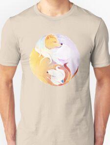 duality -- ninetales Unisex T-Shirt