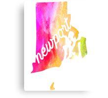 Newport Canvas Print