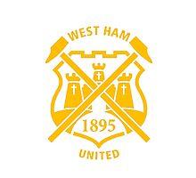 west ham  Photographic Print