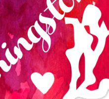 Kingston Sticker