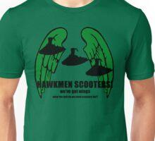 fly my hawkmen! Unisex T-Shirt