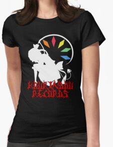 Kourindou Records - Death Metal Flandre Womens Fitted T-Shirt