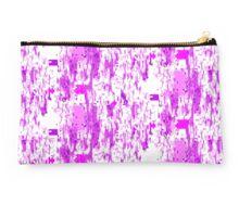 Raining pink pixels Studio Pouch