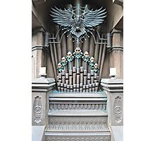 Haunted Mansion Organ Photographic Print