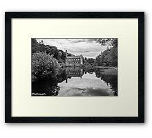 HArdcastle Crag Framed Print