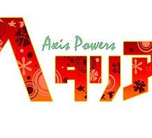 Hetalia Axis Powers Logo Anime by ninagi