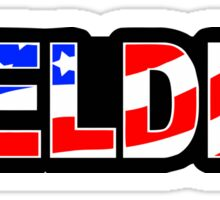 American welder Sticker