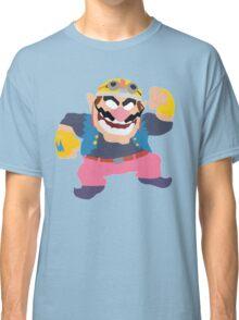 Simplistic Wario Super Smash Bros  Classic T-Shirt