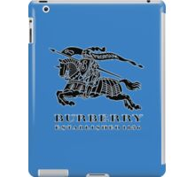 Burberry original iPad Case/Skin