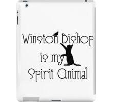 Winston Bishop iPad Case/Skin