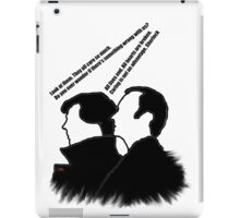 #OhMyCroft iPad Case/Skin