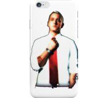 Eminem Red Tie iPhone Case/Skin
