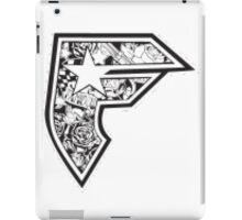Fendi logo iPad Case/Skin