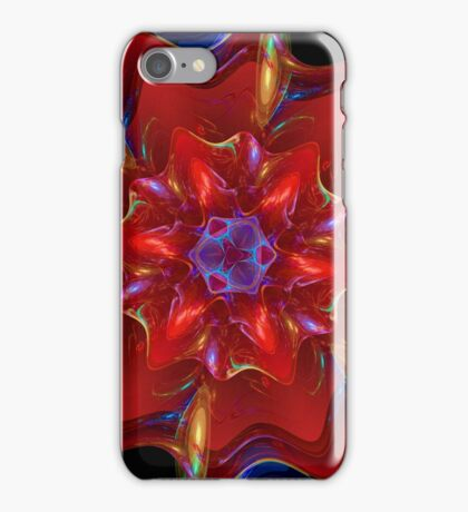 Plastic Flower iPhone Case/Skin