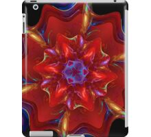 Plastic Flower iPad Case/Skin