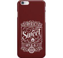 Home Sweet Home - Geek Talk iPhone Case/Skin