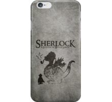 Sherlock: A Scandal in Middle-earth iPhone Case/Skin