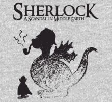 Sherlock: A Scandal in Middle-earth T-Shirt