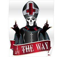 PAPA III - i am the way Poster