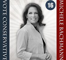 Michele Bachmann For President by morningdance
