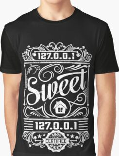 Home Sweet Home - Geek Talk Graphic T-Shirt