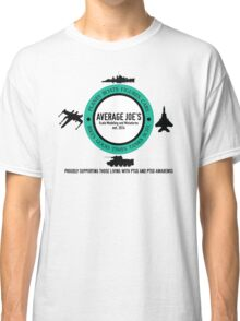 Average Joe's Scale models and miniatures PTSD vehicles Classic T-Shirt