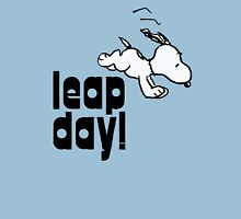 leap day snoopy Unisex T-Shirt