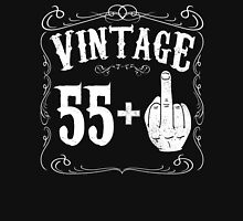 Vintage middle finger salute 56th birthday gift funny 56 birthday 1960 Unisex T-Shirt
