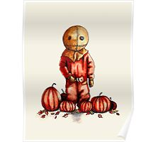 Trick R Treat Sam Poster