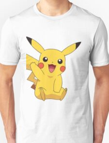Pikachu pokemon Unisex T-Shirt