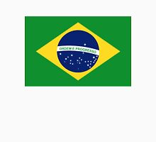 Brazilian flag huge Brazil Unisex T-Shirt