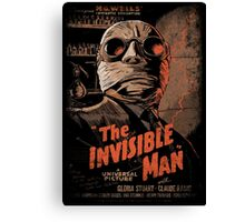 Epic Classic Movie Poster Canvas Print