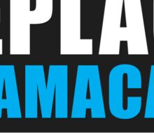 Repeal And Replace Obamacare Sticker
