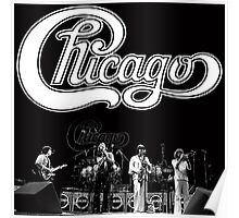 Chicago Band Poster