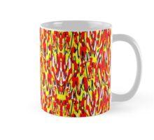 Hot Flaming Fire Design Mug