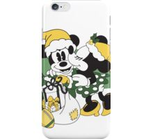 NFL Mickey & Minnie - Green Bay Packers Edition iPhone Case/Skin