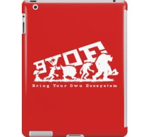 WAAAGH! Brink Your Own Ecosystem - WHITE iPad Case/Skin