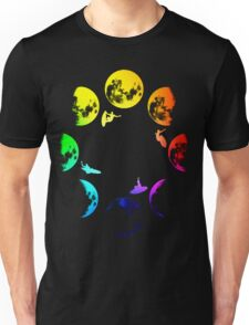 mooncyclerainbowsurfing T-Shirt