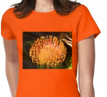 Protea Pincushion Womens Fitted T-Shirt