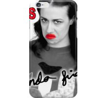 Miranda Sings Haters Back Off iPhone Case/Skin