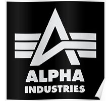 Alpha Industries Poster