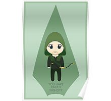 Arrow: Too Cute to Fail Poster
