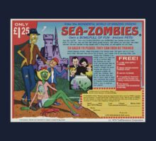 Sea-Zombies by Malcolm Kirk