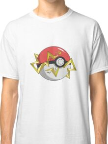 #TeamInstinct Pokeball Classic T-Shirt