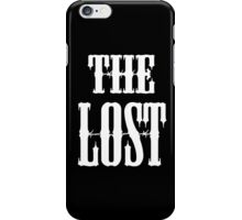 The Lost (Motorcycle Gang Inspired Design) iPhone Case/Skin