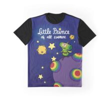 Little Prince of All Cosmos Graphic T-Shirt