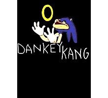 Dankey Kang Shirt Photographic Print