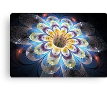 Mosaic light Canvas Print