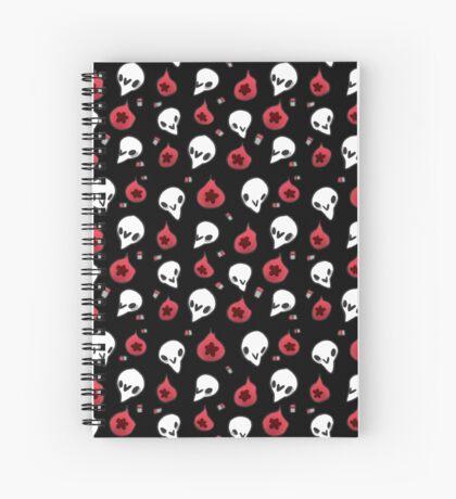 Reap Tight Spiral Notebook